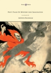 Обложка книги  - Poe's Tales of Mystery and Imagination