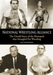 Обложка книги  - National Wrestling Alliance