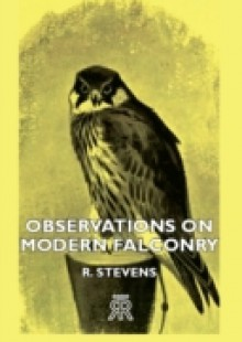 Обложка книги  - Observations on Modern Falconry