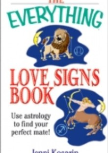 Обложка книги  - Everything Love Signs Book