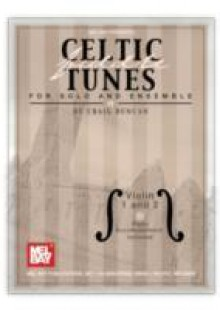 Обложка книги  - Celtic Fiddle Tunes for Solo and Ensemble, Violin 1 and 2