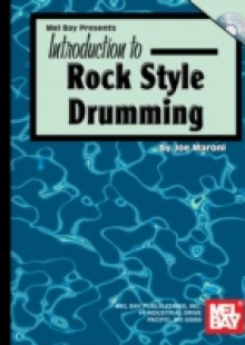 Обложка книги  - Introduction to Rock Style Drumming