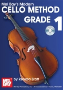 Обложка книги  - Modern Cello Method Grade 1