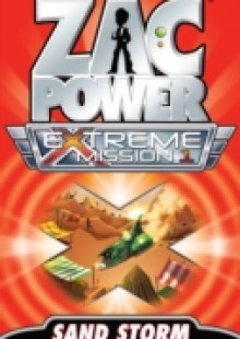 Обложка книги  - Zac Power Extreme Mission #1