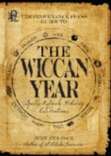 Обложка книги  - Provenance Press's Guide To The Wiccan Year