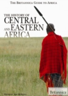 Обложка книги  - History of Central and Eastern Africa