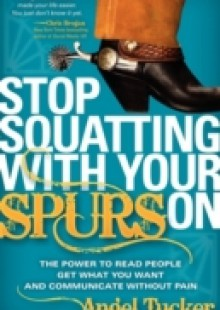 Обложка книги  - Stop Squatting With Your Spurs On