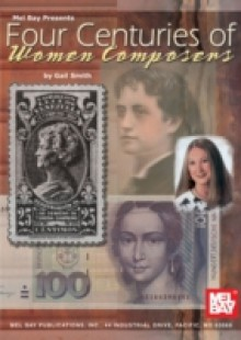Обложка книги  - Four Centuries of Women Composers