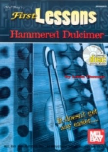 Обложка книги  - First Lessons Hammered Dulcimer