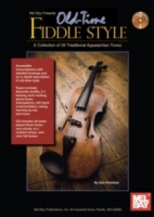Обложка книги  - Old-Time Fiddle Style