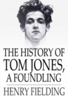 Обложка книги  - History of Tom Jones, a Foundling