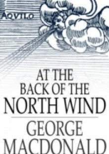 Обложка книги  - At the Back of the North Wind