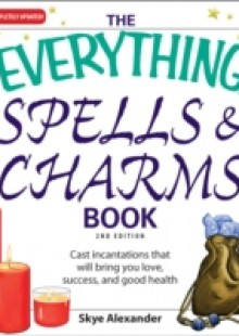 Обложка книги  - Everything Spells and Charms Book