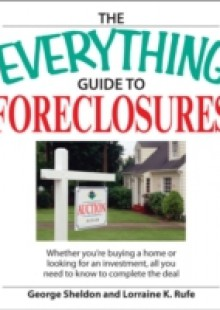 Обложка книги  - Everything Guide to Buying Foreclosures