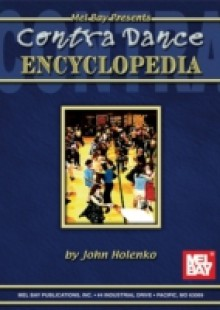 Обложка книги  - Contra Dance Encyclopedia