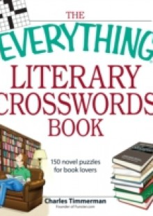 Обложка книги  - Everything Literary Crosswords Book