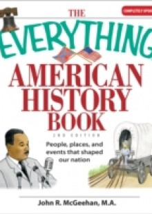 Обложка книги  - Everything American History Book