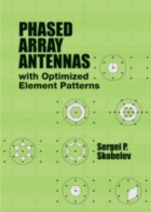 Обложка книги  - Phased Array Antennas with Optimized Element Patterns