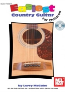 Обложка книги  - Easiest Country Guitar for Children
