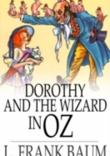 Обложка книги  - Dorothy and the Wizard in Oz
