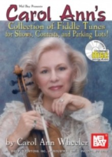 Обложка книги  - Carol Ann's Collection of Fiddle Tunes