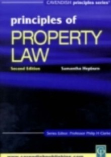 Обложка книги  - Australian Principles of Property Law
