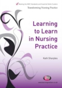 Обложка книги  - Learning to Learn in Nursing Practice