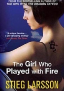 Обложка книги  - Girl Who Played With Fire