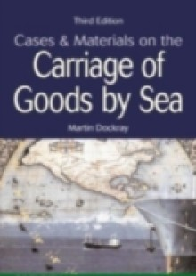 Обложка книги  - Cases and Materials on the Carriage of Goods By Sea