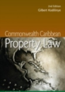 Обложка книги  - Commonwealth Caribbean Property Law