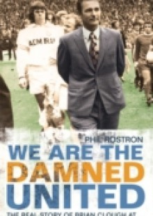 Обложка книги  - We Are the Damned United