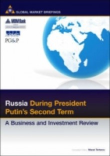 Обложка книги  - Russia During President Putin's Second Term