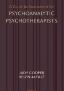 Обложка книги  - Guide to Assessment for Psychoanalytic Psychotherapists
