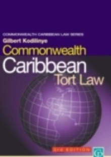 Обложка книги  - Commonwealth Caribbean Tort Law