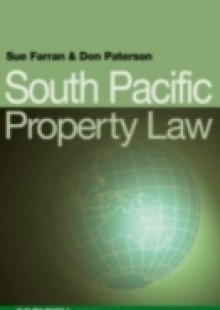 Обложка книги  - South Pacific Property Law