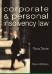 Обложка книги  - Corporate and Personal Insolvency Law