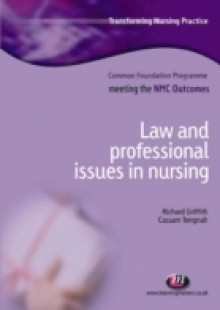Обложка книги  - Law and Professional Issues in Nursing