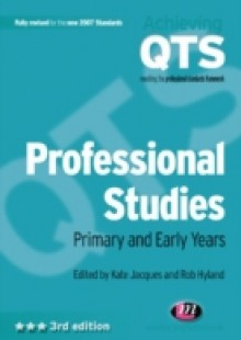 Обложка книги  - Professional Studies: Primary and Early Years