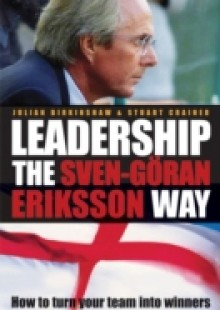 Обложка книги  - Leadership the Sven-G ran Eriksson Way