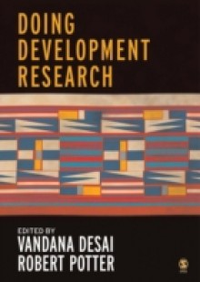 Обложка книги  - Doing Development Research