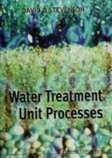 Обложка книги  - Water Treatment Unit Processes