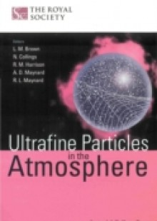 Обложка книги  - Ultrafine Particles In The Atmosphere