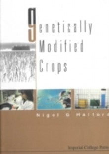Обложка книги  - Genetically Modified Crops