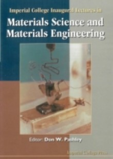 Обложка книги  - Imperial College Inaugural Lectures In Materials Science And Materials Engineering