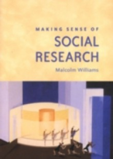 Обложка книги  - Making Sense of Social Research