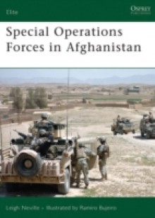 Обложка книги  - Special Operations Forces in Afghanistan