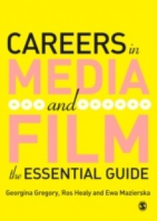 Обложка книги  - Careers in Media and Film