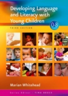 Обложка книги  - Developing Language and Literacy with Young Children