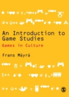 Обложка книги  - Introduction to Game Studies