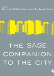 Обложка книги  - SAGE Companion to the City